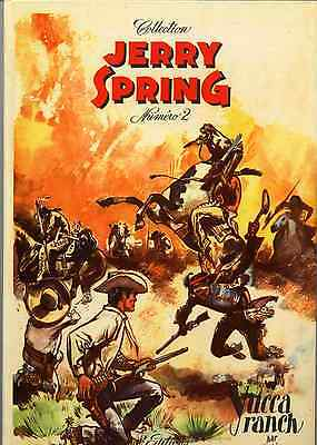 Jerry Spring tome 2 Jijé Ed.Dupuis 1956  Comme neuf