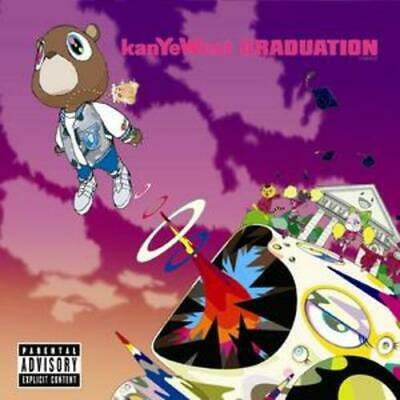 Kanye West : Graduation CD (2007)