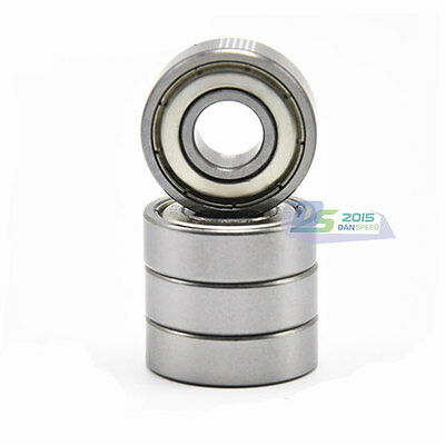 Bearings 6004 ZZ 2Z Two Side Metal Sealed Deep Groove Ball Bearing 20x42x12mm