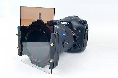 100mm Square Filter Holder + 82mm Ring Adapter for Lee Hitech Cokin Z PRO Haida