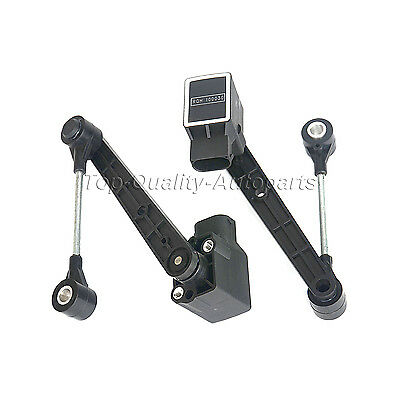 Pair * Rear Suspension Height Ride Level Sensor For Land Rover Discovery2 V8 TD5
