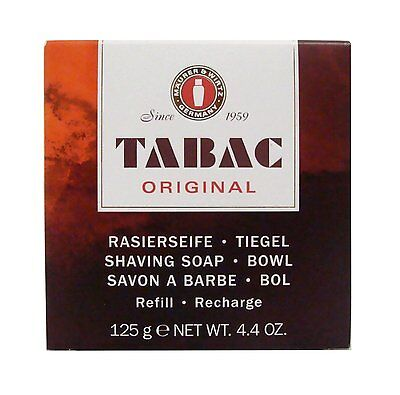 Tabac Original Shaving Soap Refill 125g