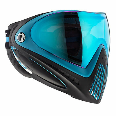 Dye I4 Paintball Mask Goggle - Thermal - LE Powder Blue - NEW
