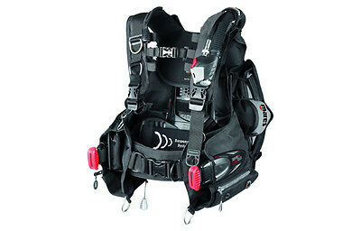 Mares Hybrid PRO TEC Dive Scuba Diving Men's BCD Buoyancy Compensator XS/S
