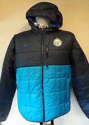 Zenit St Petersburg Reversible Padded Jacket By Nike Size Xxl Brand New Tagged