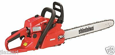"""Shindaiwa 402S-18 40.2 CC Chainsaw with 18"""" Bar and Chain, i-30 Starting System"""