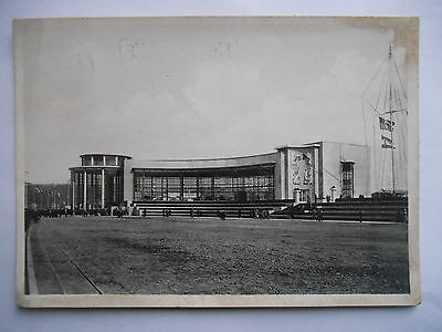 "CPA ""Exposition internationale de Liège - Palais de la section française"""