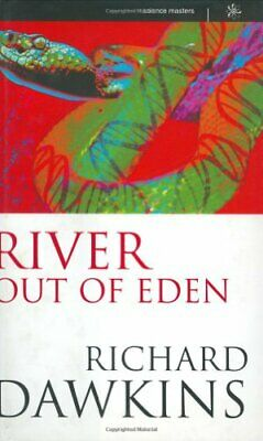 River Out Of Eden: A Darwinian View of Life (Scie... by Richard Dawkins Hardback