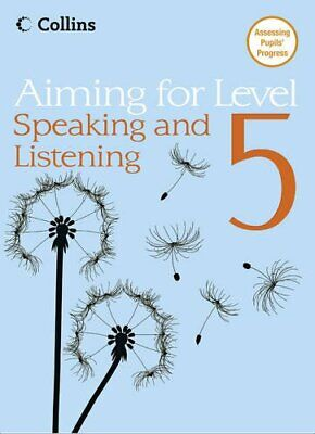 Aiming For - Level 5 Speaking and Listening by Brindle, Keith Paperback Book