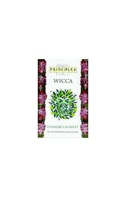 Wicca: The only introduction you'll ever need ... by Crowley, Vivianne Paperback