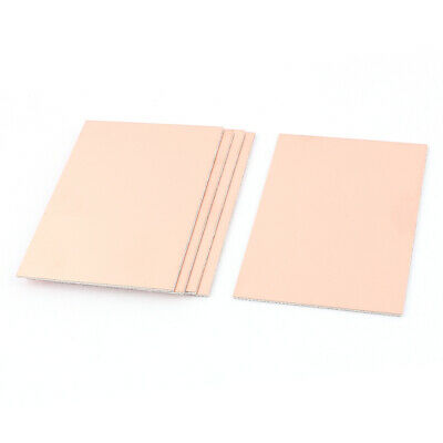 100 x 70mm Double Sided Copper Clad PCB FR4 Laminate Side Board 6pcs