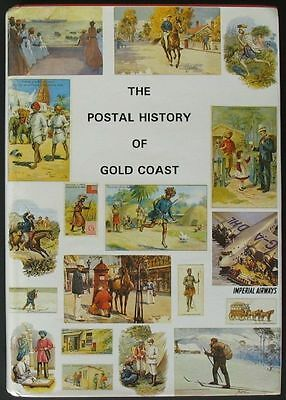 s1246 The Postal History of  Gold Coast by Proud 1995