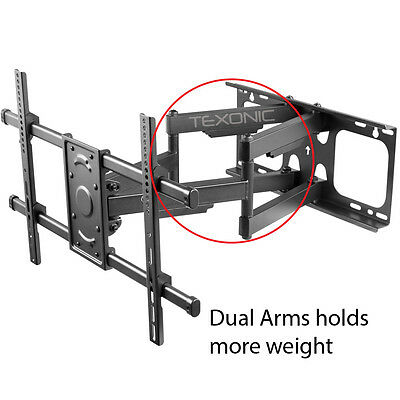 Articulating Swivel Full Motion 37 - 70 Inch Plasma Lcd Led Tv Wall Mount