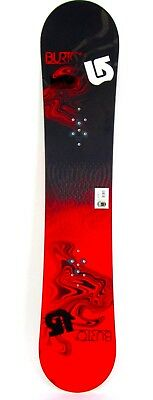Burton Ltr Youth Snowboard – Size: 140 Cm – Color: Blk/red – New!!!