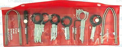 Spll Car Radio Stereo Cd Dash Removal Tools Keys Kit Set Installation Mrt018