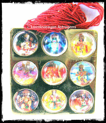 Hanuman Kavach Pendent To Protect Your Home & Family From Your Enemies Energized