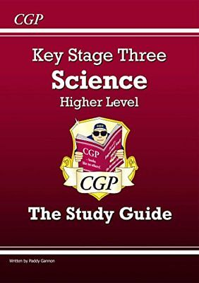 KS3 Science Study Guide - Higher: Revision Guide -... by Gannon, Paddy Paperback