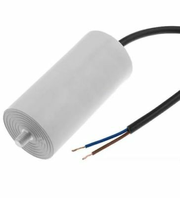 Universal Motor Run Capacitor 70uF 450V CBB60 With Cable