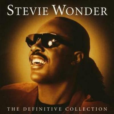 Stevie Wonder : The Definitive Collection CD 2 discs (2005) ***NEW***