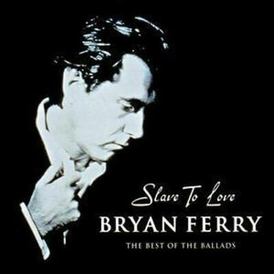 Bryan Ferry : Slave To Love: The Best Of The Ballads CD (2000)