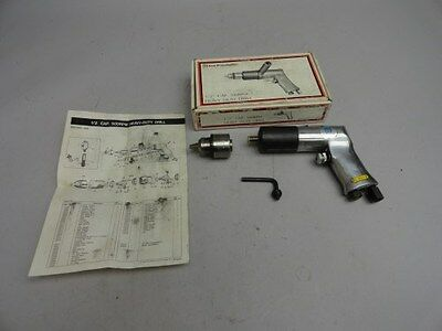 """New Ace Pneumatic 1/2"""" heavy duty air drill 500 rpm"""