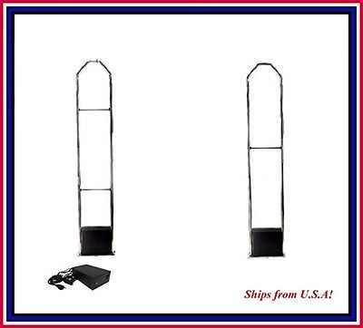 Upgraded New Frame EAS 8.2 MHz Anti Theft Security Antenna CHECKPOINT compatible