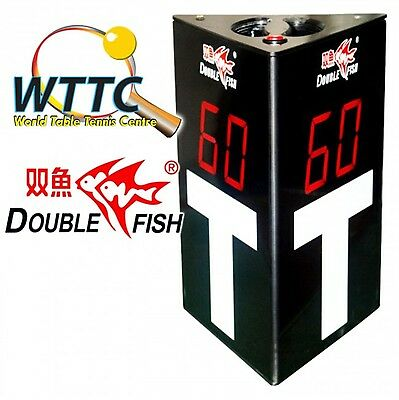 Double Fish Table Tennis Electronic Time Out