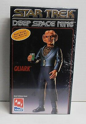 1995 AMT Star Trek Quark Vinyl Figure Model Kit Still Sealed