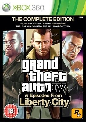 Grand Theft Auto IV: Complete Edition (Xbox 360) VideoGames