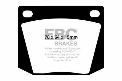 DP169 EBC Ultimax Front Brake Pads fit AUSTIN AUSTIN HEALEY DOVE FAIRTHORPE forD