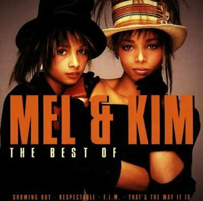 Mel & Kim : The Best of CD Value Guaranteed from eBay's biggest seller!