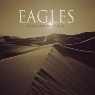 The Eagles : Long Road Out of Eden CD 2 discs (2007) FREE Shipping, Save £s