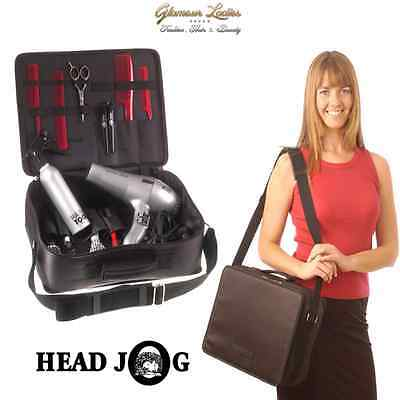 Head Jog Tool case, Black, Professional or college use, Hairdressers bag