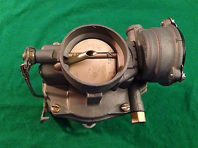 Chevy Rochester Bc Bbl Carburetor Fits Ci on 1956 Chevy Carb 235 Eng