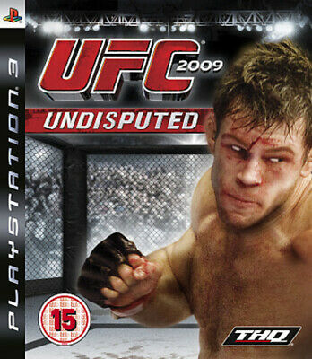 UFC 2009 Undisputed (PS3) Beat 'Em Up Highly Rated eBay Seller, Great Prices