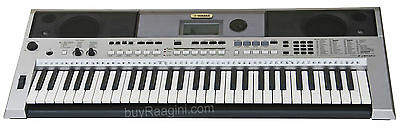 YAMAHA KEYBOARD PSR i455|SILVER COLOR KEYBOARD|INDIAN|CONCERT|FREE SHIPPING|EBF