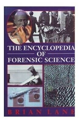 Encyclopedia of Forensic Science Hardback Book The Cheap Fast Free Post