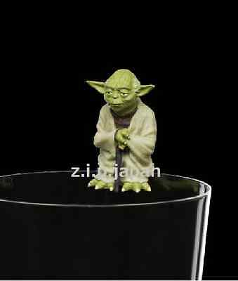 NEW!!!! Cup edge of the Star Wars FUCHIKO Yoda single item SOLD OUT F/S