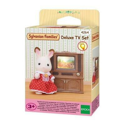 Sylvanian Families - Deluxe Television Set 4264