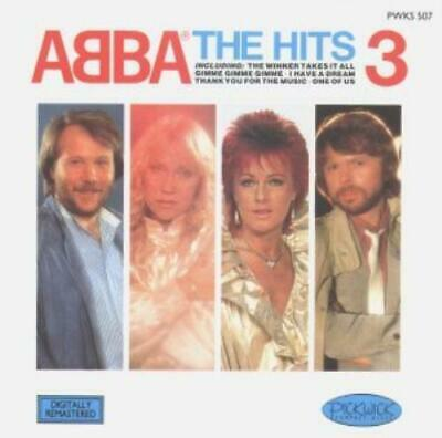 ABBA : The Hits 3 CD