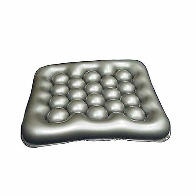 Air Water Wheelchair Office Chair Cushion preventing bedsores cool Seat Silver