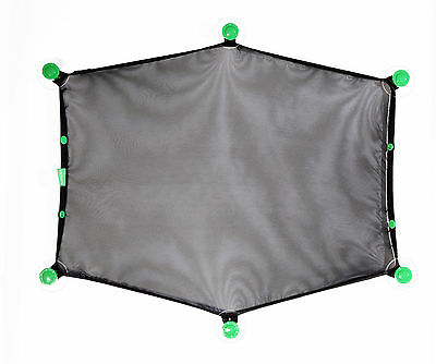 Venture Universal Stretch to Fit Car Sun Shade