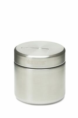 Brand New - Klean Kanteen - Food Canister 473ml Brush Stainless - FREE Delivery!