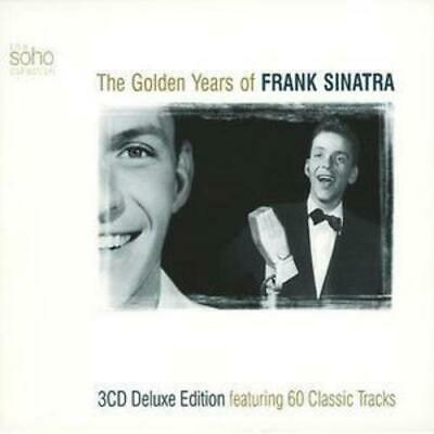 Frank Sinatra : The Golden Years Of CD (2002) ***NEW***