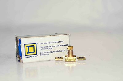 Square D A 7.65 Overload Relay Thermal Unit New In Box (Sb9)