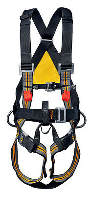 Rope dancer Full Body Harness [Small] Climbing Rope Access Fall Arrest Abseil