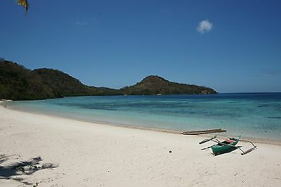 2600 Digital Photograph Tropical Philippines Island Background Photo Backdrop
