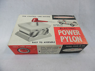 Vintage Strombecker Power Pylon in Box for Control Line Racing