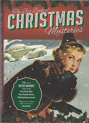 The Big Book of Christmas Mysteries ed. Otto Penzler - Christmas Crime Stories