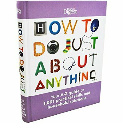 HOW TO DO JUST ABOUT ANYTHING Book The Cheap Fast Free Post